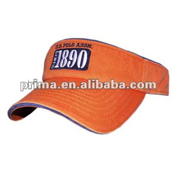 Wholesale Promotional High Quality Sandwich Bill Sun Visor