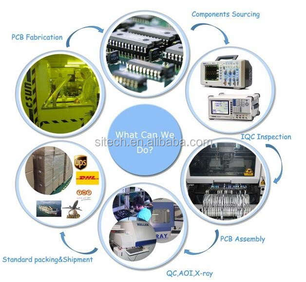 One Stop SMT PCB&PCBA Service Manufacturing Ready-made Circuit Board