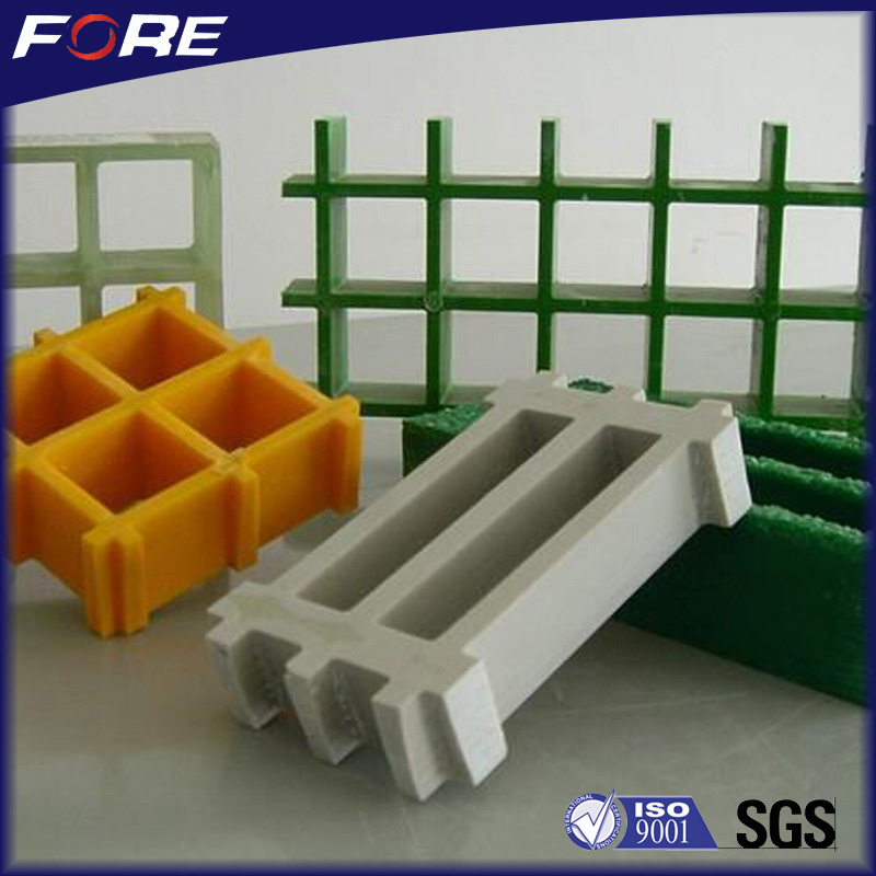 Manufacturer direct supply high quality Corrosion resistence FRP plastic Grid