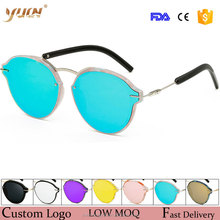 2017 New fashion women sunglasses high quality elegant ladies sun glasses wholesale