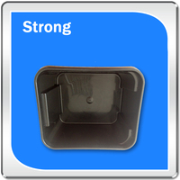 Custom made plastic electrical enclosure abs injection molded parts