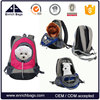 Enrich Outside Pet Carrier Bags for Small Dog, Cat Comfort Dog Travel Carrier Backpack Front
