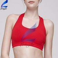 Lotsyle Custom Sexy Sport Wear Breathable Yoga Sport Bra