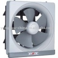 "factory 8""/10"" Wall mounted Fan/ Square exhaust Fans/ Kitchen/bathroom exhaust fans fireproof metal 100% copper coil motor"