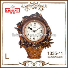 Country style desk clock 1335-11