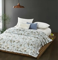 Washing summer quilt/ silk quilt /bedspread home textile