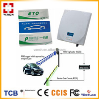 Auto parking system /Automatic Car Parking system , Smart uhf rfid reader with CE Certification