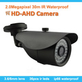 1080 AHD 2MP CCTV Camera 3.6mm fixed iris lens