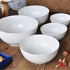 Haonai wholesale ceramic bow, cheap ceramic rice bowl,ceramic soup bowl