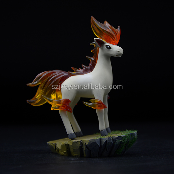 High Quality Small Horse Statue Model Outdoor Decoration Animal