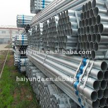 galvanized tube for greenhouse frame
