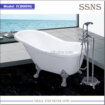 2015 new design freestanding very small bathtubs TCB009G