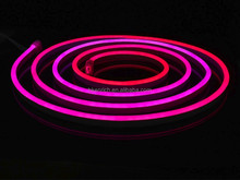 Dot free chasing led neon flex light for out door