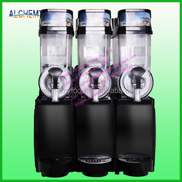 for commercial business slush machines china