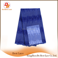 Reliable Supplier Guangzhou African Lace Embroidery Fabric Popular African French Net Lace For Wedding