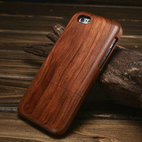 wood cellphone case for iphone 6,bamboo blank real wood cellphone case for iphone 6