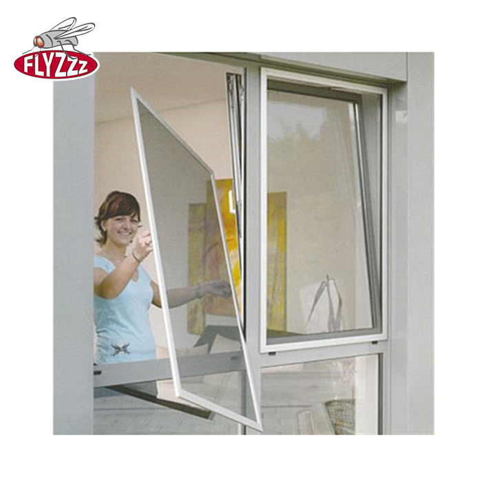 Fixer Framer Aluminum Frames Custom Size DIY Insect Mosquito Netting Window