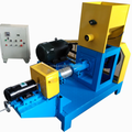 Floating fish feed pellet machine/animal feed pellet machine/floating fish feed pellet making extruder machine
