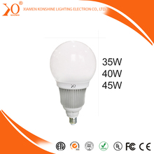 Durable quality 45w 35w 30w smart led light bulb