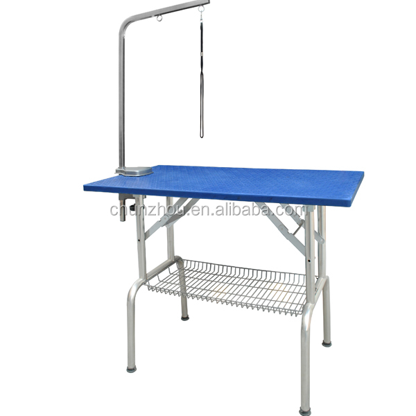 2015 Dog Grooming table with Rubber table top direct pet supply N-310L, N-310M