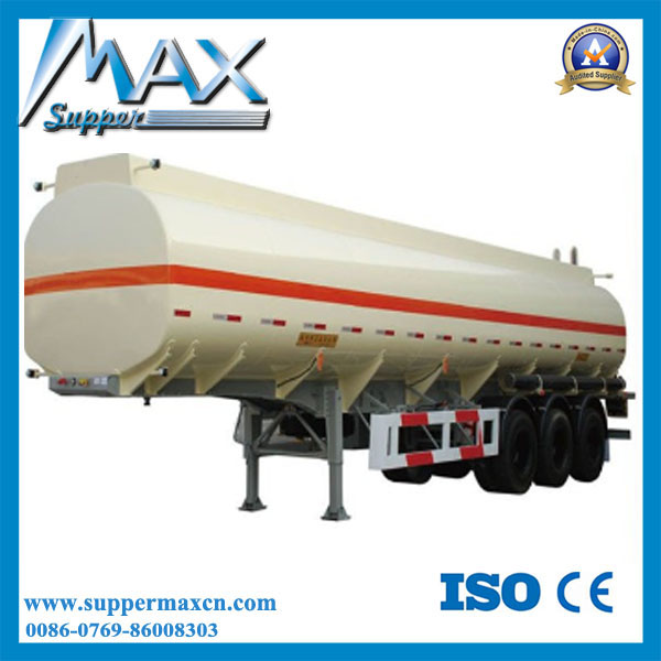 2016 Chinese 40000L 42000L 45000L Fuel Oil Tanker Trailer