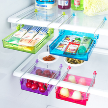 New products innovative cheap drawer plastic storage box for refrigerator
