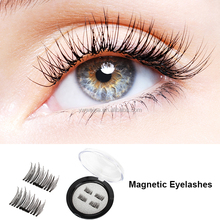 2017 Hot New Products Single Magnet 3D Magnetic False Eyelashes