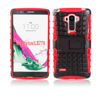 Hard PC Case TPU Skin Case Cover For LG G4 Note/G Stylo LS770