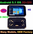 2017 Cheapest Stock IP68 Rugged Tablet, 8 inch window10 OTG rugged tablet pc, 3G calling rugged tablet phone with 2GRAM 32GROM