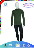 New design high quality polypropylene heated long underwear