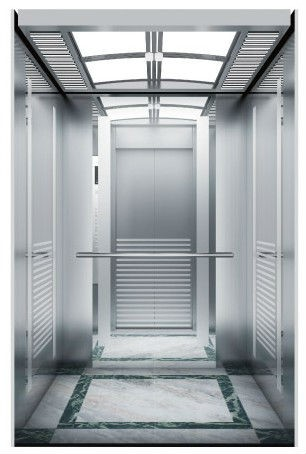 Customized residential elevator lift passenger with german part