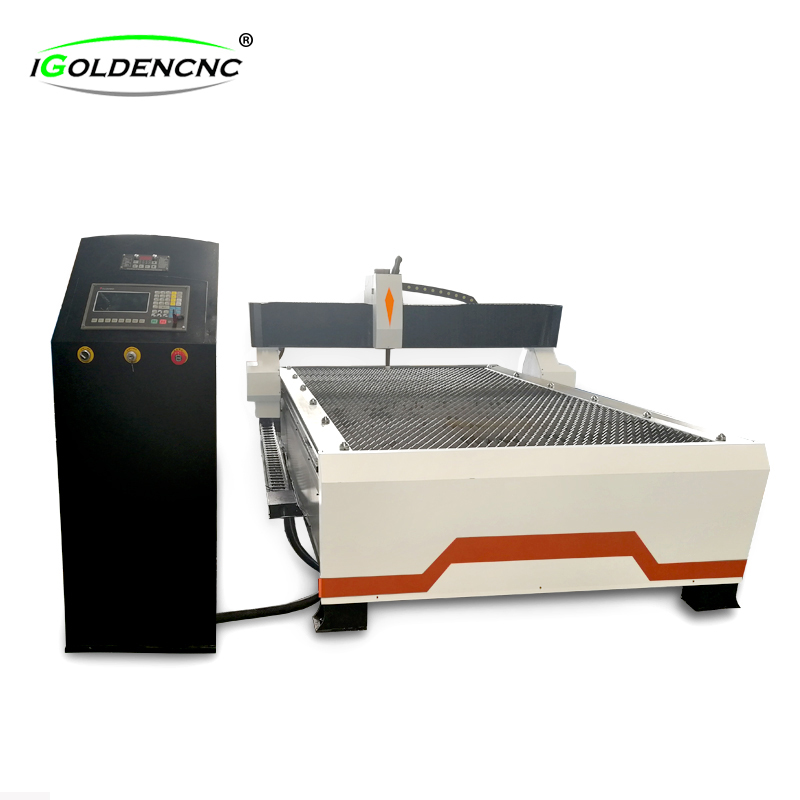 cnc plasma cutting machine for metal tube/circle tube metal cutting machine/cnc plasma cutter with rotary price