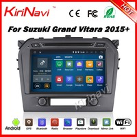 Kirinavi WC-SC9085 android 5.1 car multimedia for suzuki grand vitara 2015 2016 car dvd gps navigation system wifi 3g