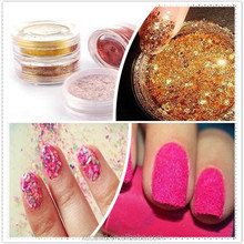 fine high quality glitter powder pearl pigment for nail polish
