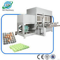 High quality hot-sale news paper egg tray making machine