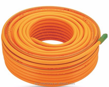 plastic high pressure korea pvc flexible braided garden hose spray pump agriculture water hose