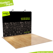 Custom portable tension fabric photo backdrop