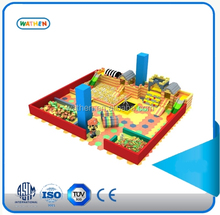Indoor Latest Colorful EPP Soft Play Equipment With Game For Children