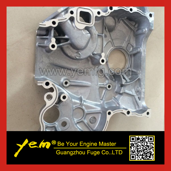 New style 4M40 timing cover for diesel engine parts