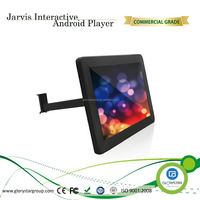 "10""android tablet kiosk super thin wireless network touch screen lcd tv"