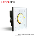 light switch surround 2.4Ghz wireless touch panel controller multi-zone DMX controller dmx 2024 controller