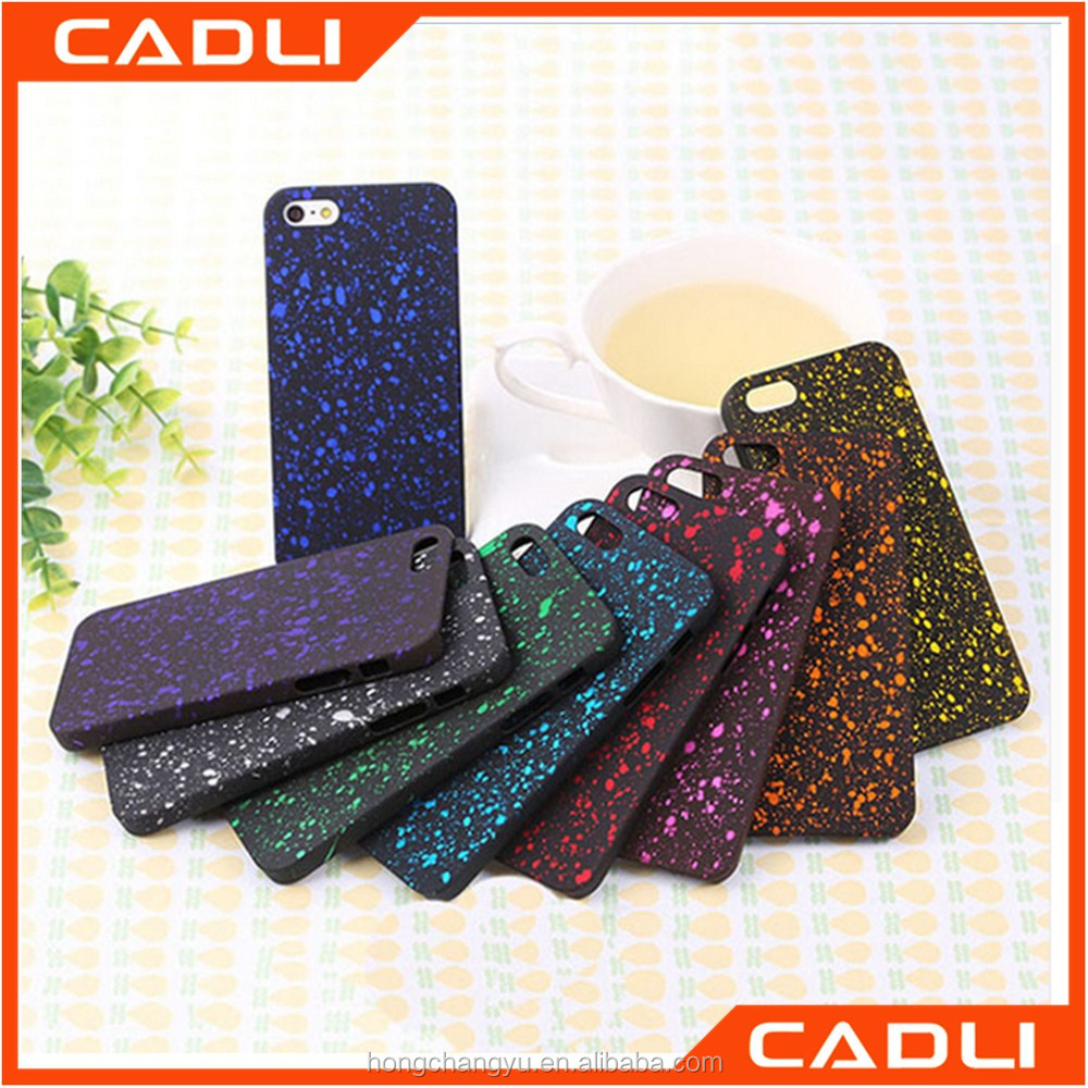 New Style Fashion 3D Starry Sky Back case Cover Ultra Thin PC Frosted Phone Case for iPhone66s6plus6s plus