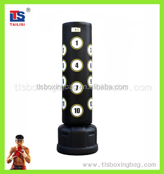 Round Punching Heavy Bags For Professional Boxer