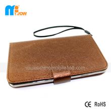 new products multifunction notes 3 flip Leather 3 note case with card shot wallet protective