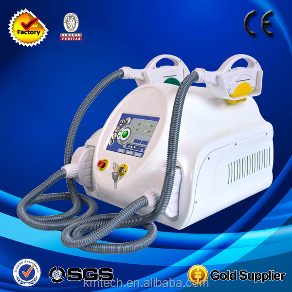 Promotion Most effective portable painless hair removal machine / opt shr ipl with CE ISO