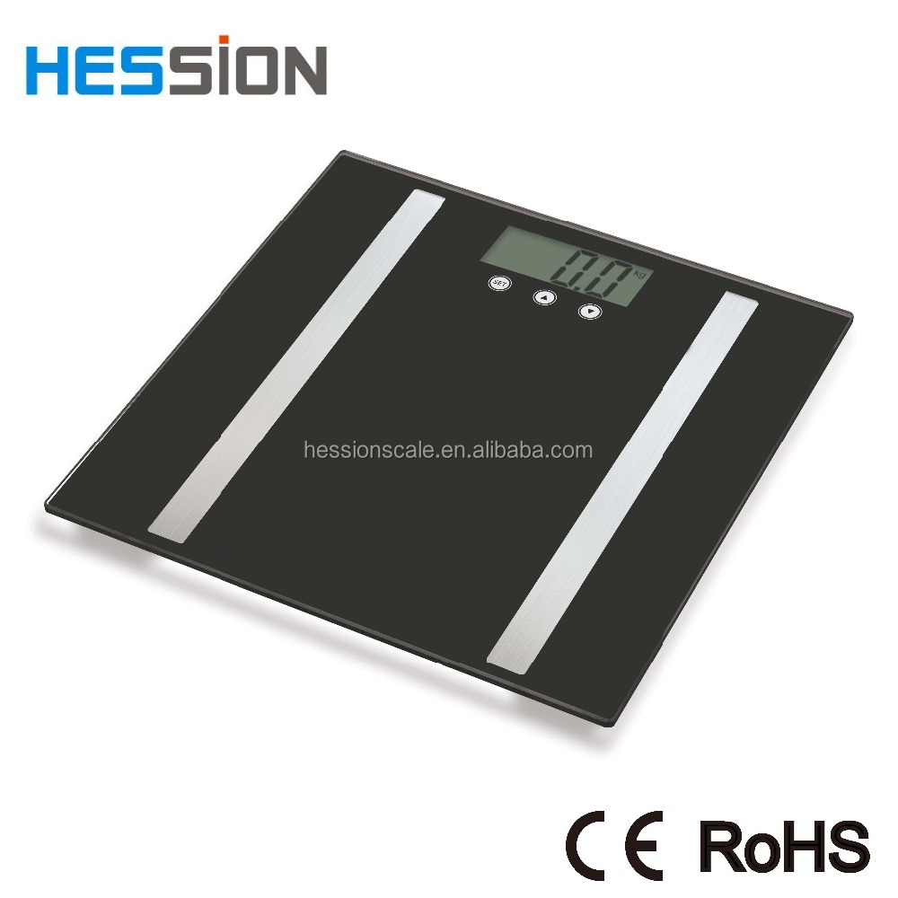 bluetooth function Digital Bathroom Scale - Measures Weight, Body Fat, Water, & Bone Mass 400 Lbs Capacity