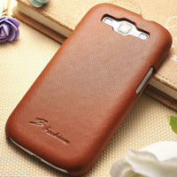 high quality unique fancy luxury fashion cross pattern hot selling leather hard case for samsung galaxy s3 i9300