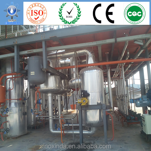 Atmosphere and vacuum distillation units crude oil processing