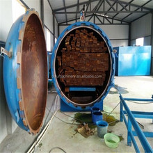 CCA Wood Treatment Autoclave Machine Plant Used for Wood Impregnation