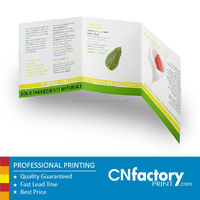 Wholesale Cheap Brochure Printing